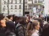 Manifestation du 20 février contre les cirques avec animaux