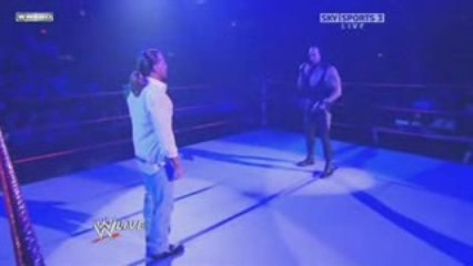 Raw.09.03.2009 - hbk & taker