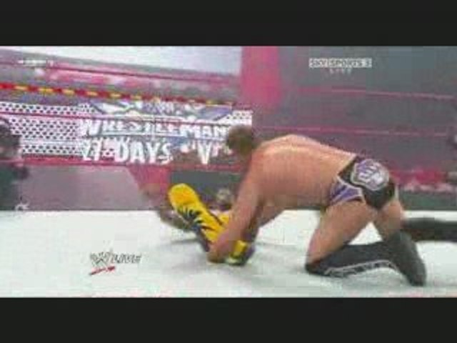 Raw.09.03.2009 - Chris Jericho Vs Kofi Kingston