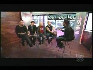 """Tryo invité de """"Le Retour"""" sur TQS - Part.1"""