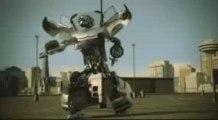 Pub Citroen C4 : Danse robot version longue