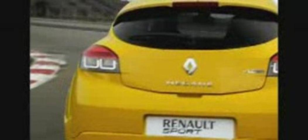 Mégane 3 RS 2009
