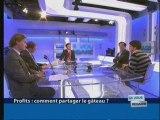 P-A Muet et Th Piketty, Répartition des richesses LCP