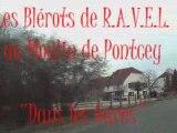 LES BLEROTS DE R.A.V.E.L. : Dans les Gares à PONTCEY