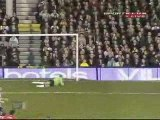 Super But de Tevez Manchester United Fulham Cup