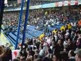 Supporters nancéiens à Sochaux- Aux Armes