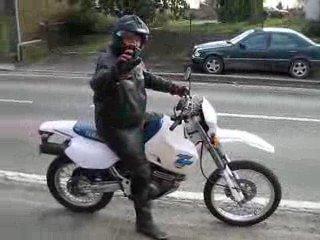 Yamaha TT600S