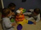 Mon loulou et son cousin cousines
