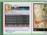 Britney Spears Toolbar - Britney Spears Videos & Photos