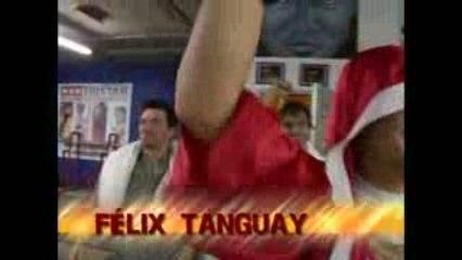 Les pieds dans la marge - Boxe: Félix contre Valérie