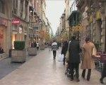 L'espace logistique urbain : Bordeaux, 2004, extrait