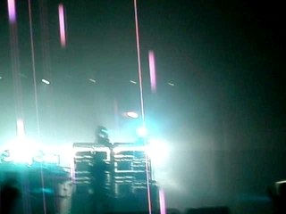 THE PRODIGY, OUT OF SPACE Live (Zenith in Paris) 2009