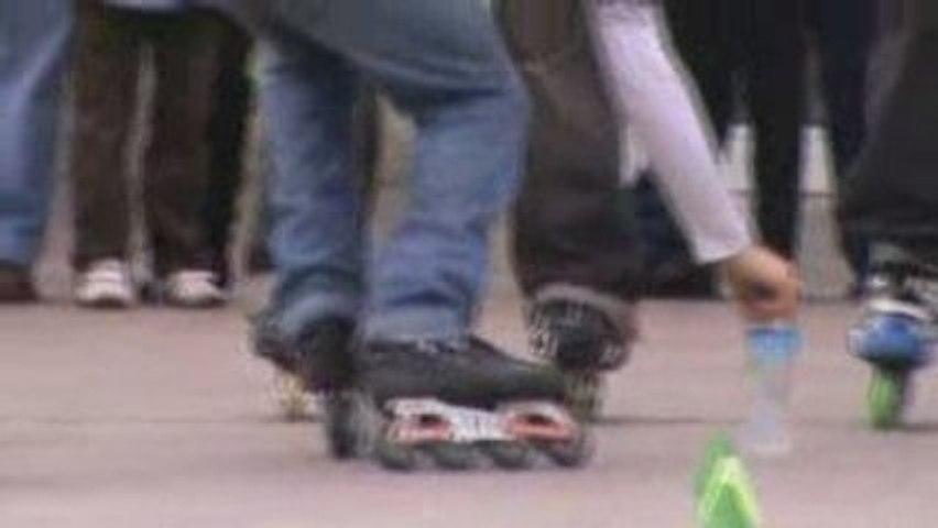 5ª Quedada de SlalomSkating - Sevilla