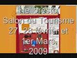 Helloresto au salon du tourisme 2009 au Scarabée