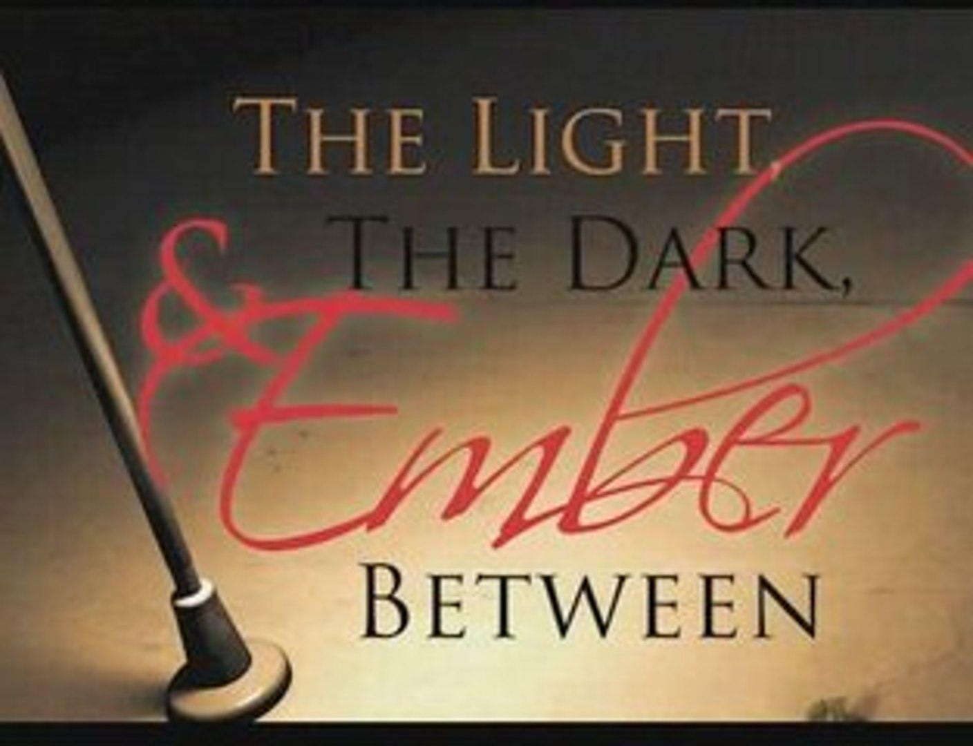 The Light The Dark & Ember Between J.W. Nicklaus Book Tra...