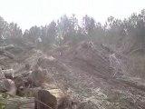 Sesion cross avec brice et son dirt 15/03/2009