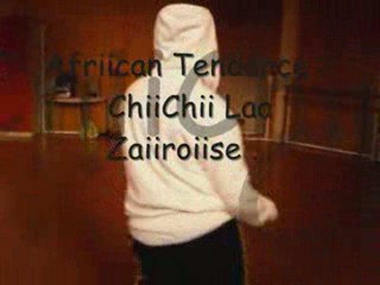 AFRICAN TENDANCE