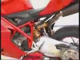 Ducati 1098 S Super Sport Motorcycle Test Run