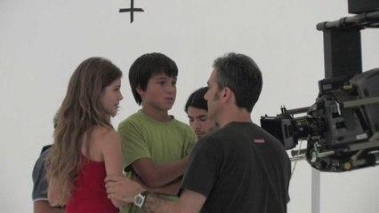 """Como se hizo """"CAMINO"""" de Javier Fesser.- 19 El Primer Beso"""