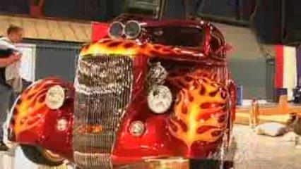 Sacramento AutoRama – Red Hot Rods