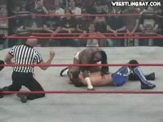 TNA DESTINATION X 2009 part 7