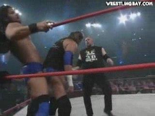 TNA DESTINATION X 2009 part 8