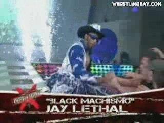TNA DESTINATION X 2009 part 9
