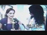 Entrevistas a Helena Rojo en los premios TVyNovelas 2009