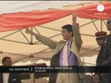 Premier discours d'Andry Rajoelina
