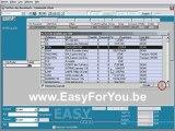 Demo logiciel de Gestion de Stock et Facturation, Inventaire