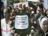 Rachel Corrie, morte pour la paix, Palestine
