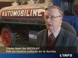 Automobile : Cap vers le musée des 24 Heures du Mans