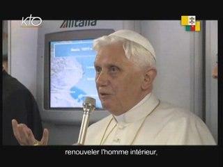 Ce qu'a vraiment dit le Pape