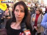 Manif 19 mars - Au coeur du cortège à Paris