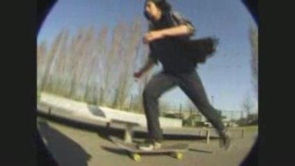 aprème au skatepark