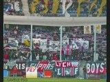 Tifos PSG anti marseillais