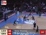 STB le Havre-BCM Gravelines