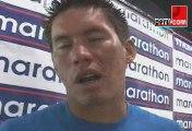 Peru.com:  Orlando Contreras, jugador de Alianza Lima