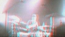"GHINZU - ""Kill the surfers"" 3D live gig @ AB 28-11-2008"