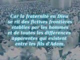 hadith-Les musulmans sont tel un édifice..-islam