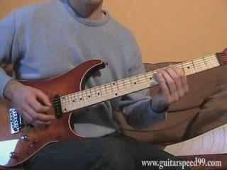 Improvisation Jazz Cours de Guitare