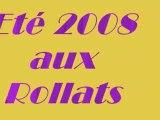EQUITATION  ETE 2008 CENTRE EQUESTRE LES ROLLATS