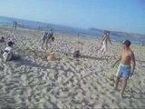 Parkour Tetouan Beach