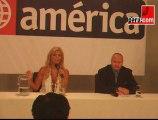 Gisela Valcárcel habla sobre Panamericana Televisión