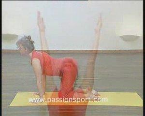 Ashtanga Vinyasa Yoga première série DVD 1 Découvrir les bas