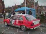 Rallye des routes du nord 2009