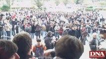 Fin du blocage de la fac droit à Strasbourg