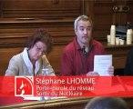 Conférence de Presse du réseau Sortir du Nucléaire 24/03/09
