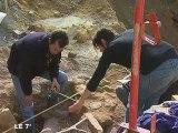 Angers : Les fouilles archéologiques continuent