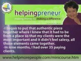 Authentic Marketing: Help More People & Grow Your Busines...
